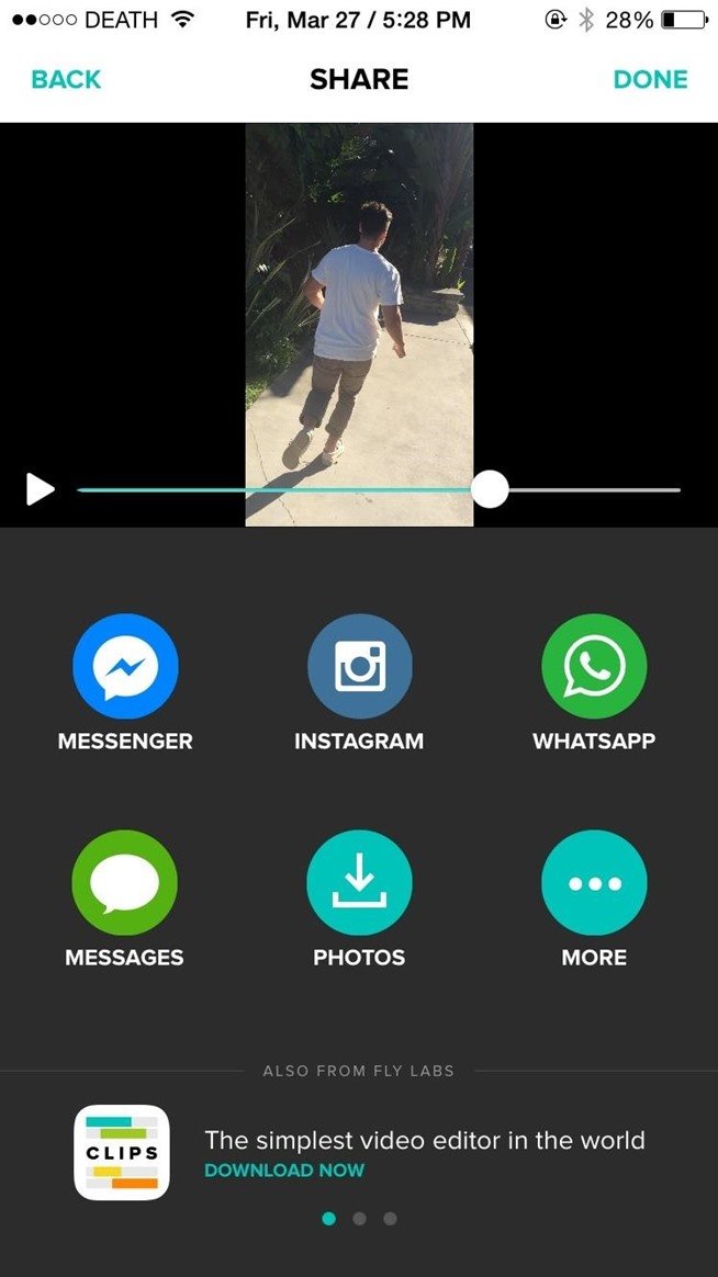 Add Slo-Mo & Time-Lapse Effects to a Single Video on Your iPhone