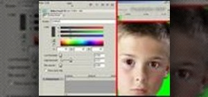 Change eye color in Sony Vegas