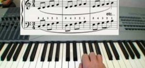Strengthen your piano playing with exercises