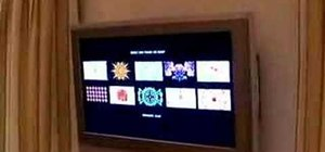 Turn your TV into art