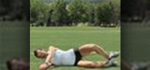 Improve hip girdle strength and flexibility