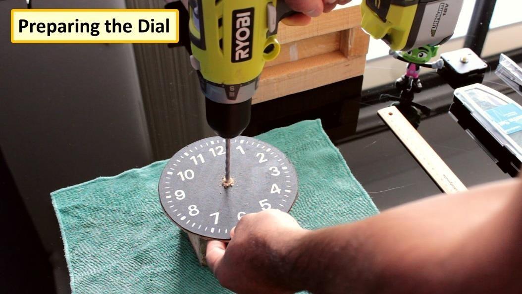 DIY - Pendulum Clock