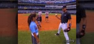 Read a baseball hop with Derek Jeter