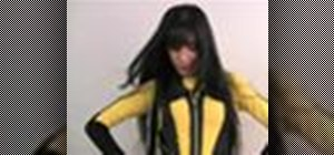 "Create a ""Watchmen"" Silk Spectre costume with Gianny L"