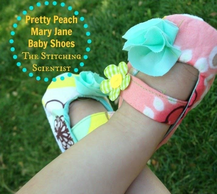 How to Draft a Pattern for Baby Shoes