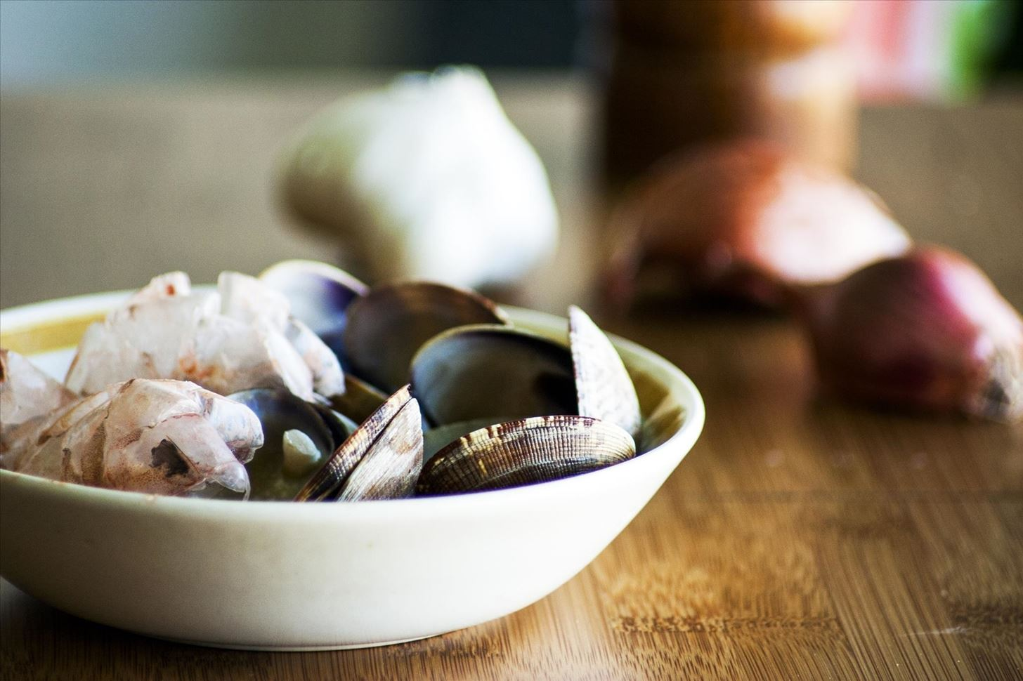 Five Ways to Repurpose Shellfish Shells