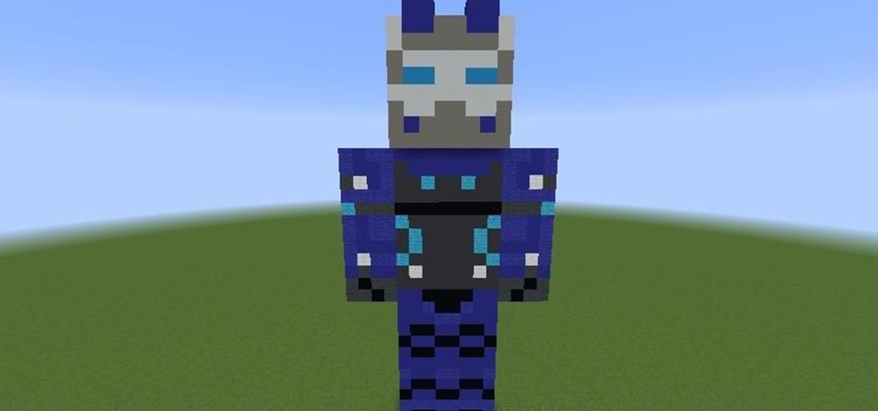 Minecraft Tutorial: Carbide Fortnite Statue « Minecraft