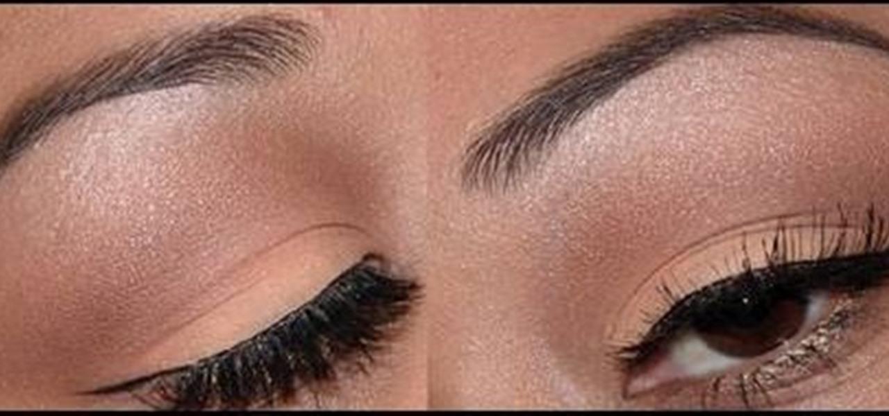 How To Create An Understated Eyeshadow Look Makeup