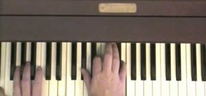 "Play ""Candle in the Wind"" by Elton John on the piano"