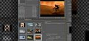 Build slideshows in Encore CS4