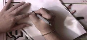 Draw a buxom Frank Frazetta style vampirella