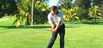 How to Use a good delivery position in your golf swing