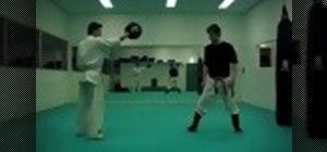 Do the Brazilian high kick