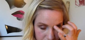 Create a bold and brown smokey eyes makeup look à la Pat McGrath