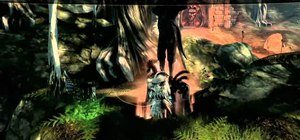 Get the Easter Hare egg in Fable 3