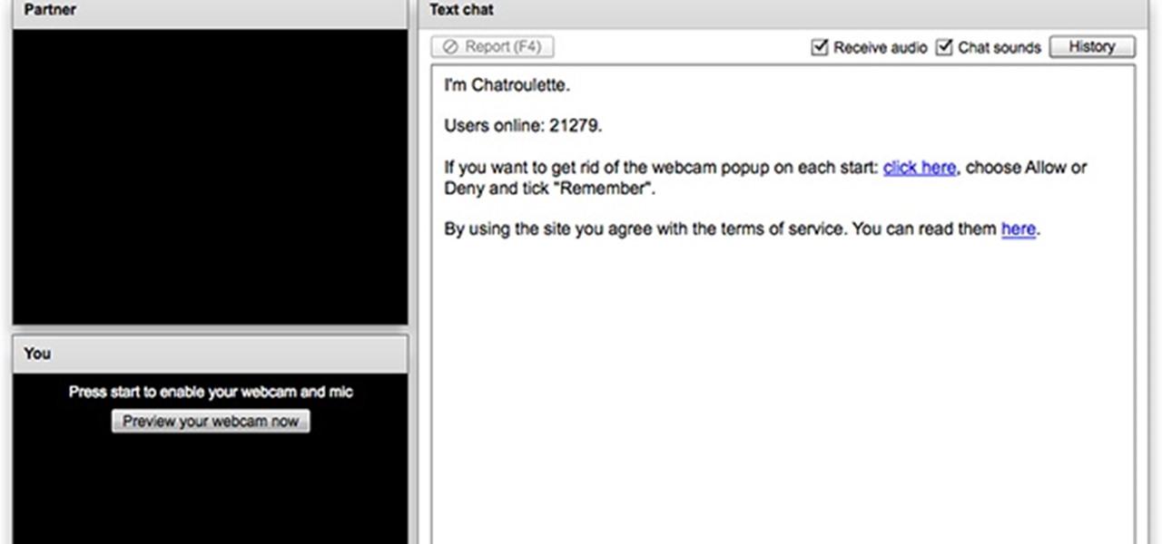 Hack chatroulette login Cam Chat