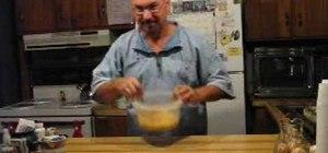 Make sweet oatmeal cookies