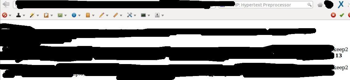 Elimination of Arbitrary Files