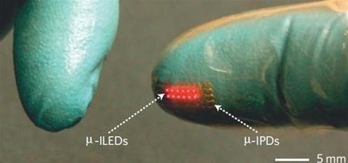 OUCH. Could Embedded LEDs Be the New Tattoo?