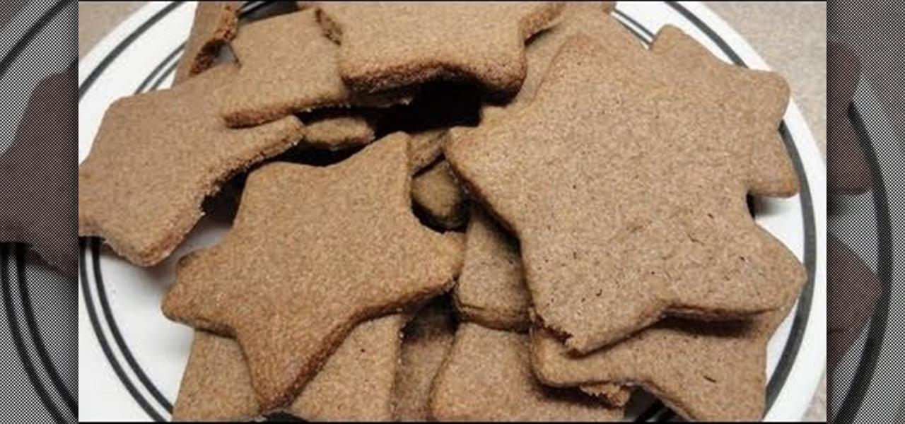 How To Bake Crispy Cinnamon Snap Cookies For Christmas Christmas