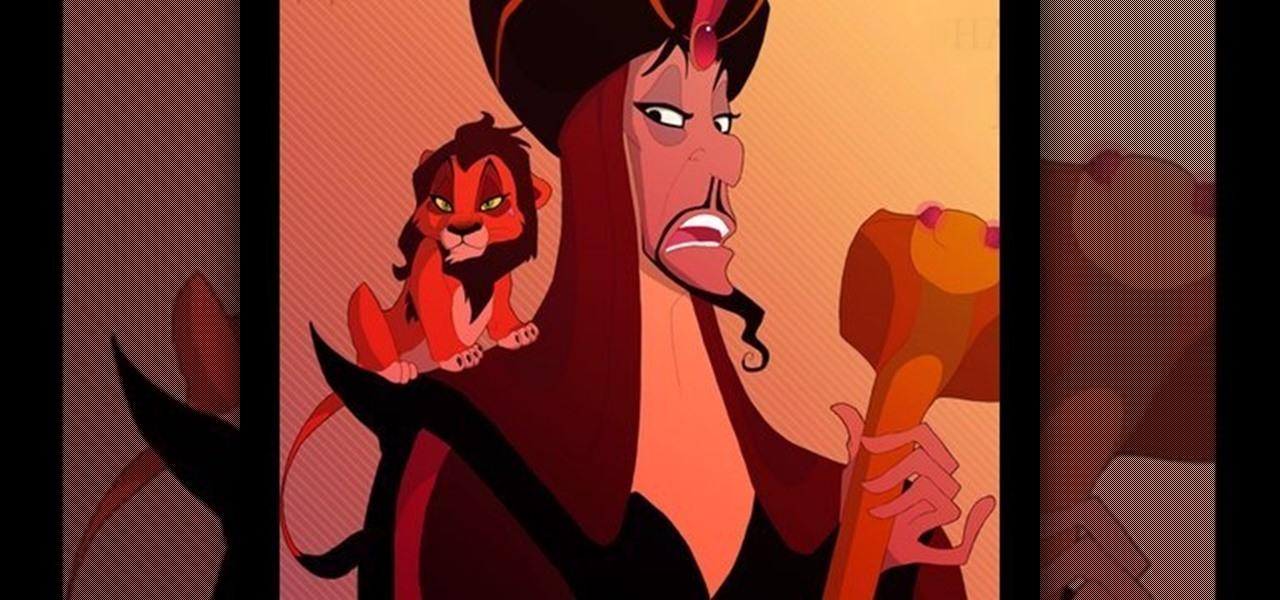 How to Aladdin: Jafar Inspired Disney Tutorial « Makeup