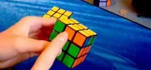Solve the Rubik's Cube with the J Permutation
