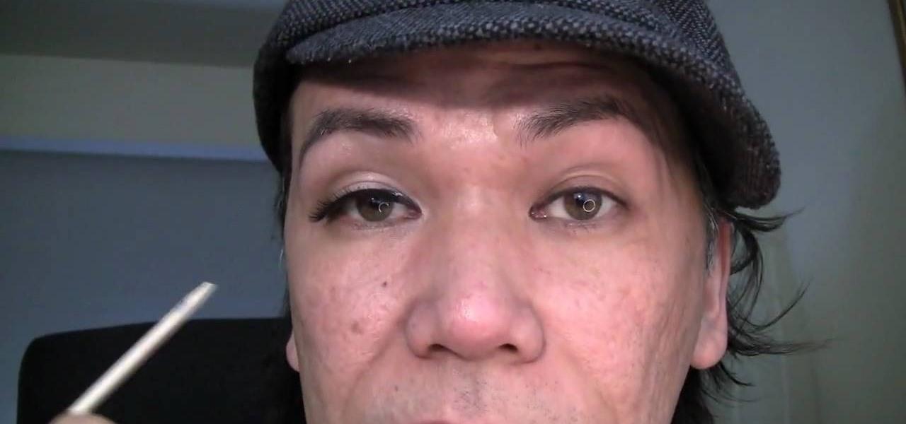 How to Fix false lashes when the ends detach « Makeup ...