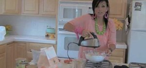 Make cupcakes with Kandee Johnson