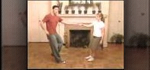 Do swingout dance steps