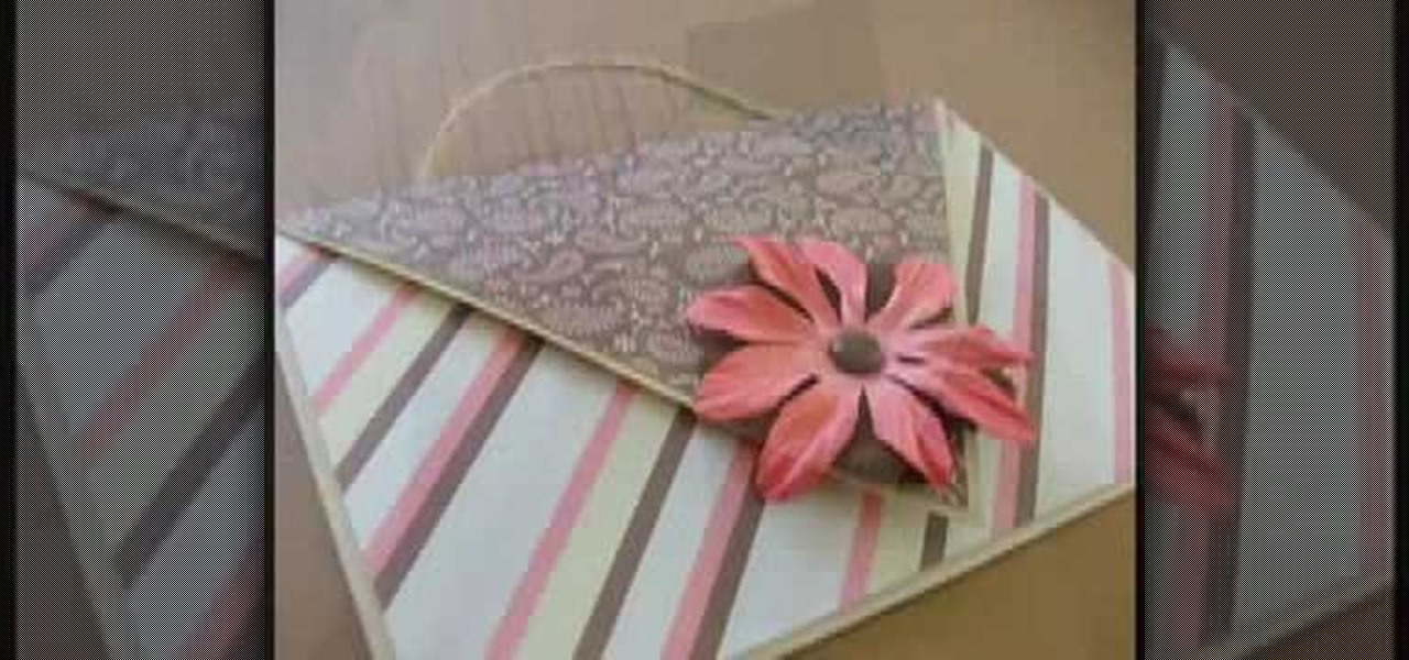 How To Make An Envelope Origami