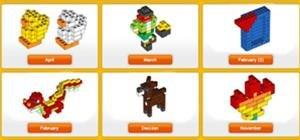 Family Fun Lego Designs