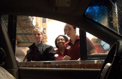 Invisible Driver: The Absolute Best McDonald's Drive-Thru Prank Ever