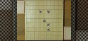 Use five basic tactics on the chess-like game Shogi