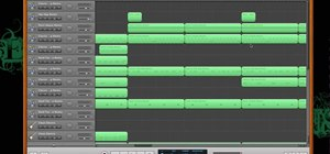 Make a beat in Apple GarageBand