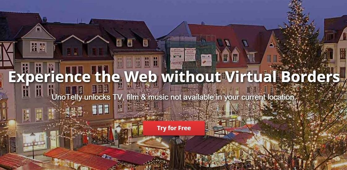 UnoTelly SmartDNS Tears Down Virtual Borders & Opens Up a World of Content