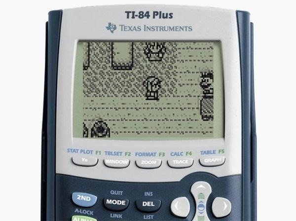 how to get in the applications of ti 83 calculator