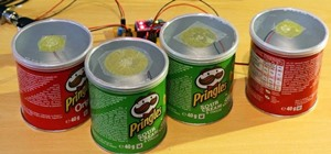 11 Practical To Crafty Uses For Empty Pringles Cans Or Just More