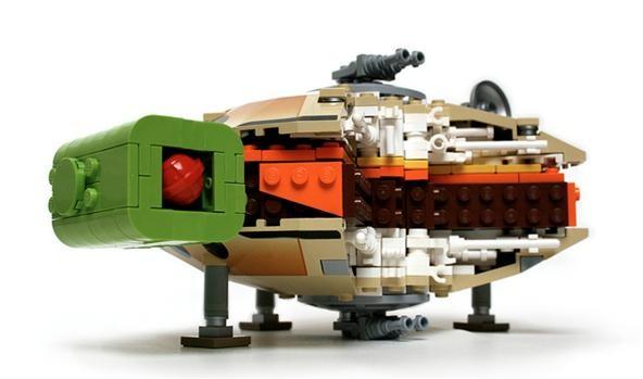 Star Wars + LEGOs + McDonalds = Corellian Cheeseburger