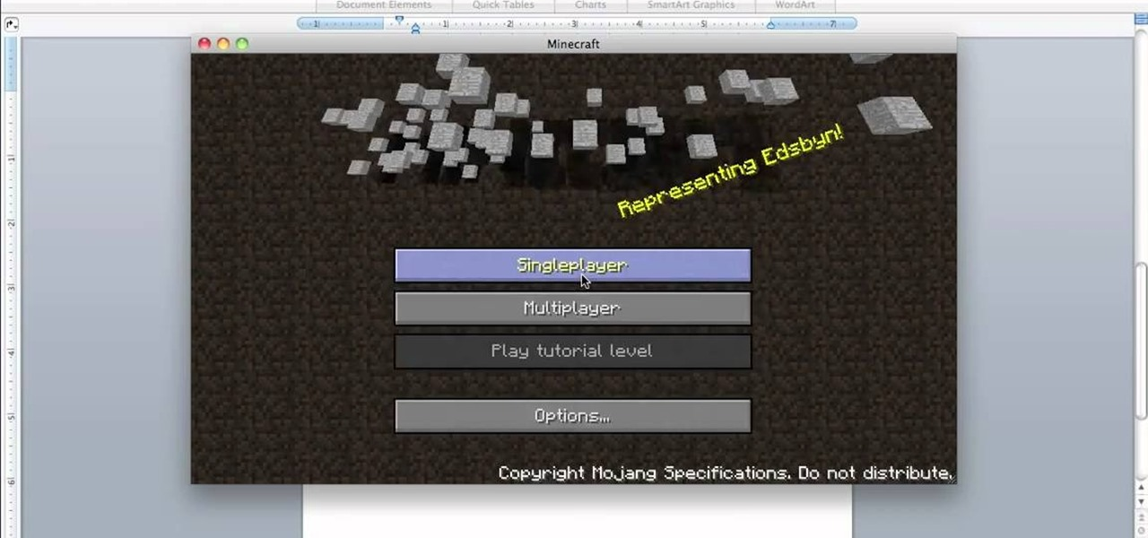 How to Hack MineCraft to edit your inventory with cheat programs