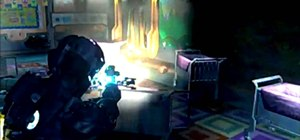 Earn The Nanny achievement or trophy when playing Dead Space 2