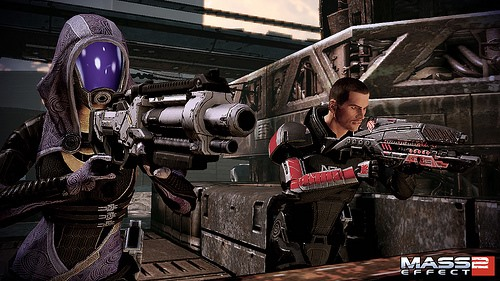 How to Beat Mass Effect 2 on the PlayStation 3