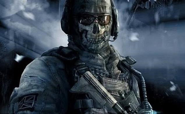 "DIY Call of Duty ""Ghosts"" Skull Mask: Halloween ..."