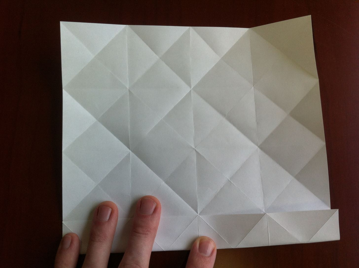 how to fold a textured origami ball 171 origami