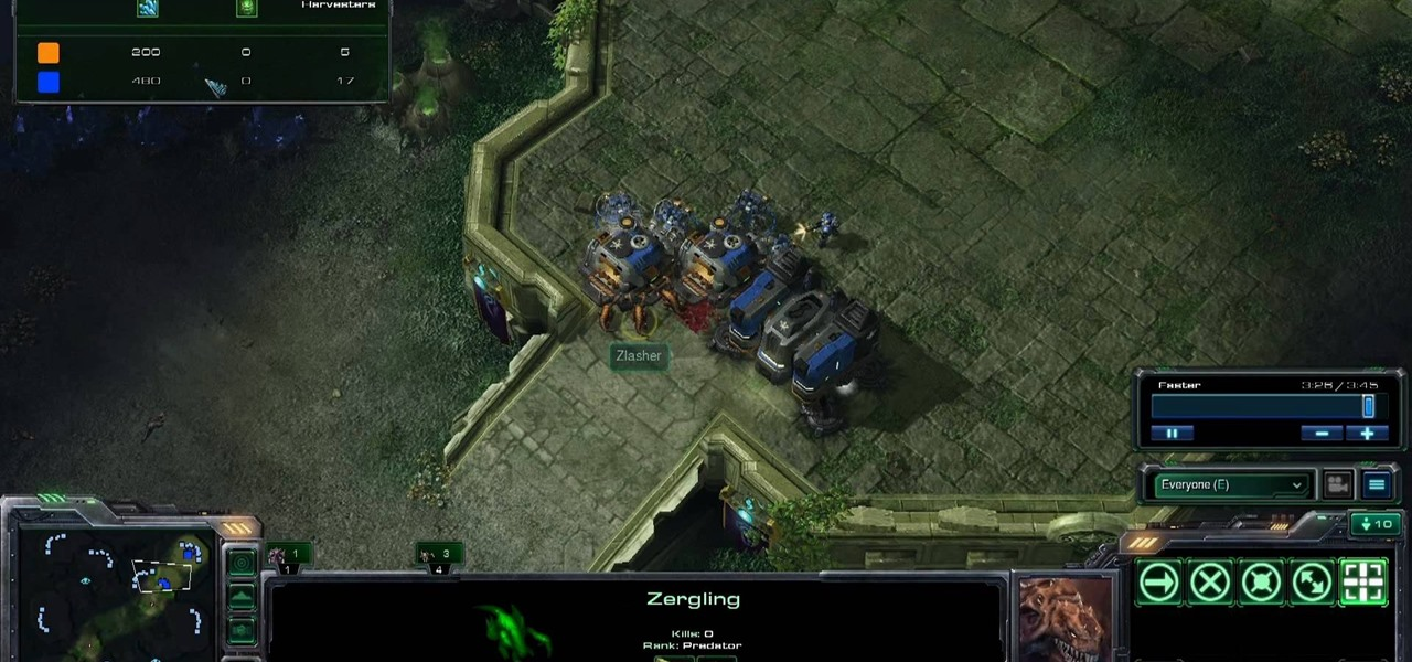 how to survive a zerg rush in starcraft 2 pc games wonderhowto