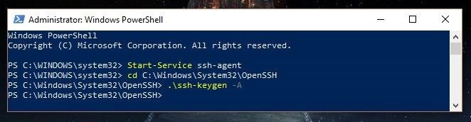 How to Create a Native SSH Server on Your Windows 10 System