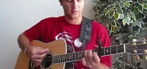 "Play ""You Found Me"" by The Fray on guitar"