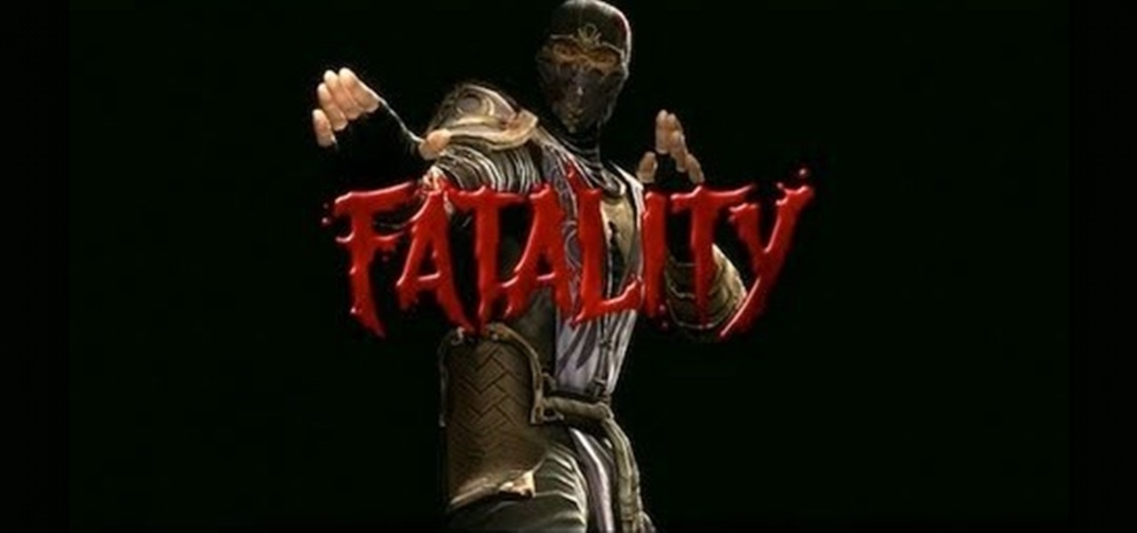 How To Activate Rain S Fatalities In The First Dlc For Mortal Kombat 9 Xbox 360 Wonderhowto
