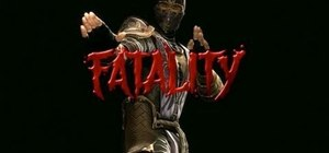 Activate Rain's fatalities in the first DLC for Mortal Kombat 9