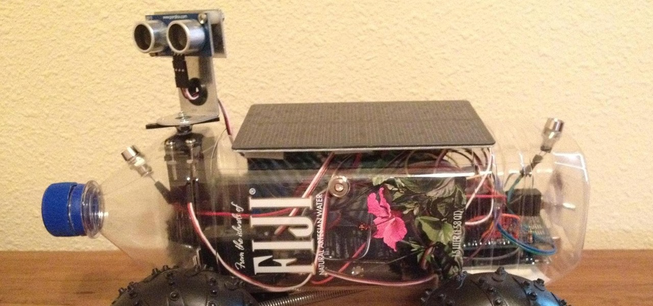 Autonomous, Solar-Powered Fijibot Only Lives to Survive Another Day