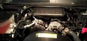 Replace spark plugs in a 2005 Jeep Grand Cherokee